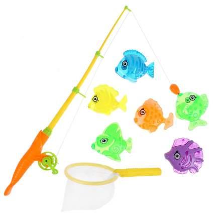 Игровой набор Рыбалка. Три кота