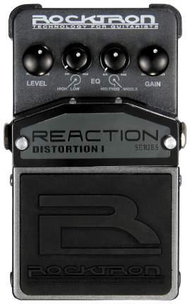 Педаль эффектов Rocktron Reaction Distortion 1