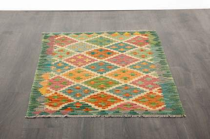Шерстяной ковер ручной работы коллекции «Kilim S», 56416, 79x122 см