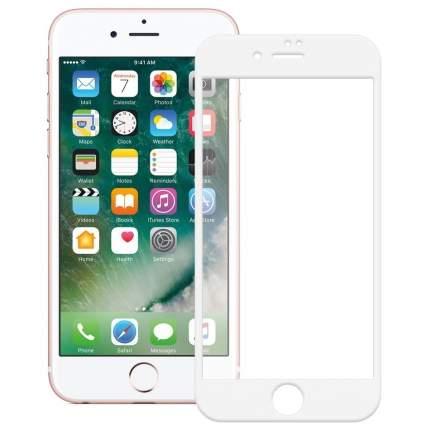 Защитное стекло Mobix для Apple iPhone 6 / 6S / 7 / 8 White