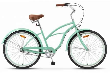 """STELS Велосипед Stels Navigator 130 Lady 3-sp V010  зелёный 17"""""""