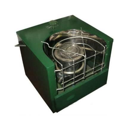 Обогреватель на жидком топливе Солярогаз ПО-2,5 Саво обечайка металл. СГ-03