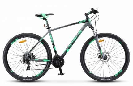 "Велосипед Stels Navigator 930 MD 29 V010 2019 16.5"" grey/black"