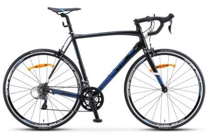 STELS Велосипед Stels XT 300 V010  черный/синий 24 дюйма