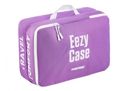 Дорожный органайзер Goods Room Eezy Case Large фиолетовый