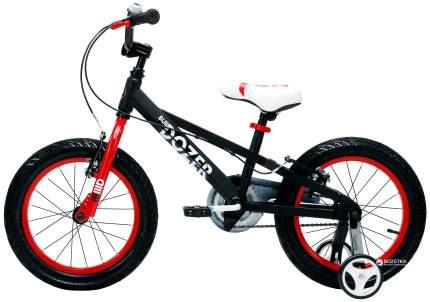 Детский велосипед Royal Baby Bull Dozer Steel 16 Черный