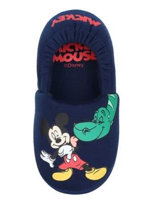 Тапочки детские Mickey Mouse, цв. синий р.23