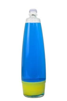 Лава-лампа, 41 см, Синяя/Желтая