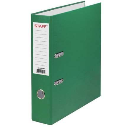 Папка-регистратор Staff 70 мм 225981 Зеленый...