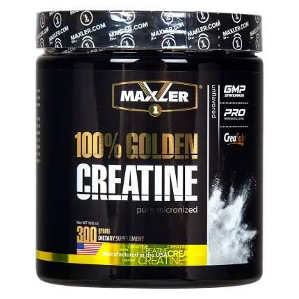 Креатин Maxler 100% Golden Creatine, 300 г, unflavored
