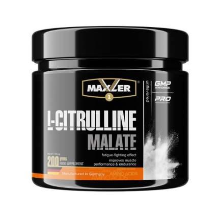 L-Citrulline Malate Maxler, 200 г, unflavoured