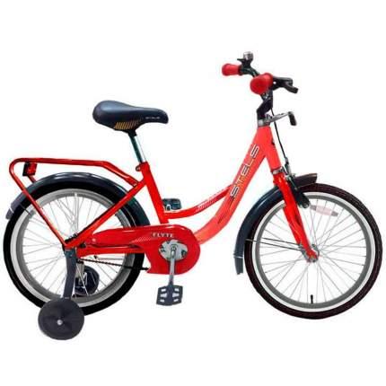 "Велосипед Stels Flyte Z010 2020 16"" красный"