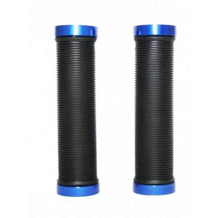 VINCA SPORT Грипсы H-G 119 Vinca Sport черный/синий 129мм