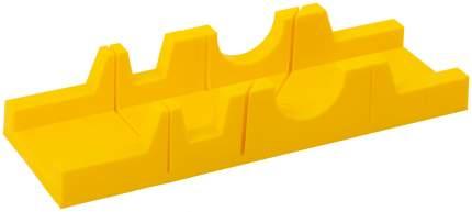 Стусло пластиковое желтое 300 мм х 65 мм FIT 41250