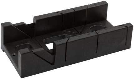 Стусло пластиковое черное 300 мм х 100 мм Профи FIT 41256
