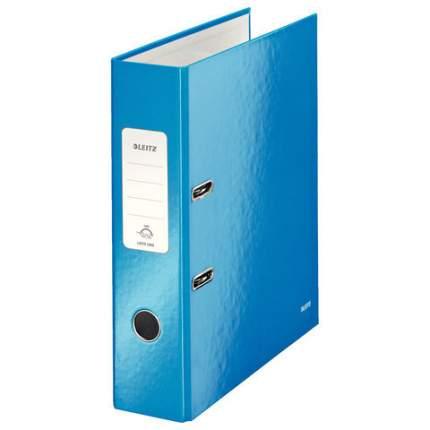 Папка-регистратор Leitz «Wow» Голубой...
