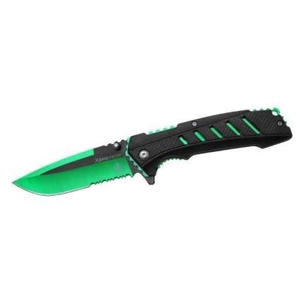 Туристический нож Мастер Клинок Хамелеон M9675-1 черный