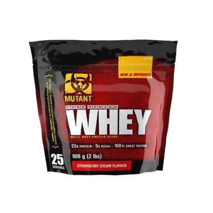 Протеин Mutant Whey 908 г Strawberry Cream