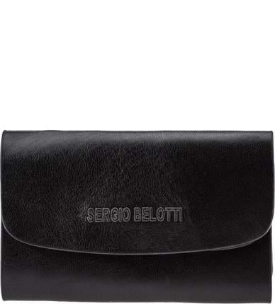 Ключница женская Sergio Belotti 3524 irido black