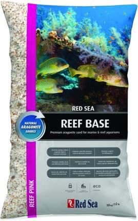 Грунт для аквариума Red Sea песок, рифовый розовый, 1.5мм, 10 кг