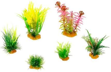 Искусственное растение Prime растение, разноцветный, PR-YS-70403, 10см, 6 шт