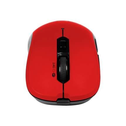 Беспроводная мышь Jet.A OM-B90G Red