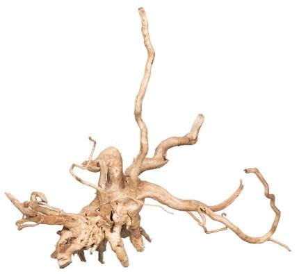 Декорация для аквариума Prime Коряга сакура, дерево, 10х10х20 см