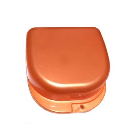 Контейнер для лекарств StaiNo пластиковый 78x83x45  красный перламутровый Plastic Box DB02