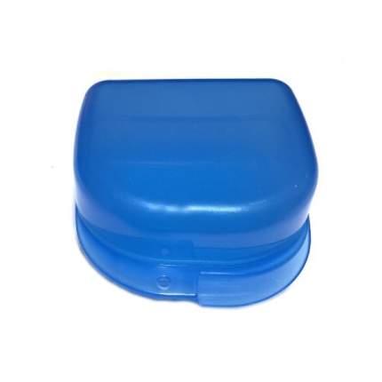Контейнер для лекарств StaiNo пластиковый 78x83x45  голубой Plastic Box DB02