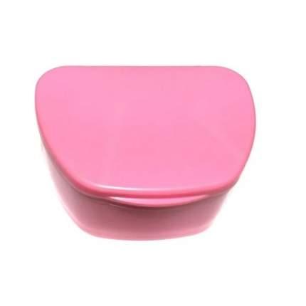 Контейнер для лекарств StaiNo пластиковый 95x74x39 розовый Plastic Box DB05