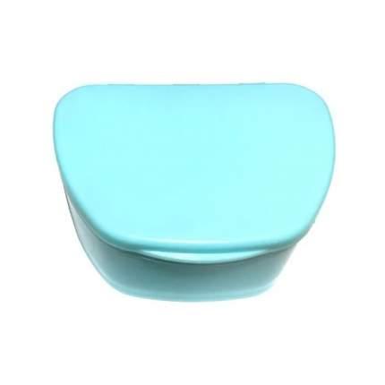 Контейнер для лекарств StaiNo пластиковый 95x74x39 бирюзовый Plastic Box DB05