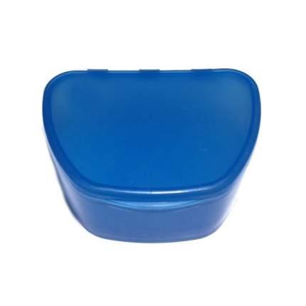Контейнер для лекарств StaiNo пластиковый 95x74x39 голубой Plastic Box DB05