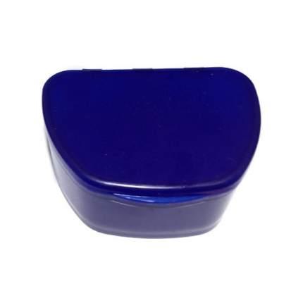 Контейнер для лекарств StaiNo пластиковый 95x74x39 темно-синий Plastic Box DB05