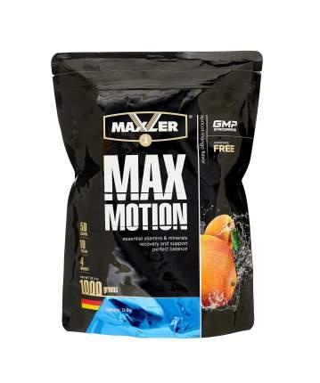 Изотоник Maxler Max Motion, 1000 г, mango/apricot