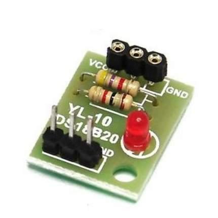 Адаптер для датчика DS18b20