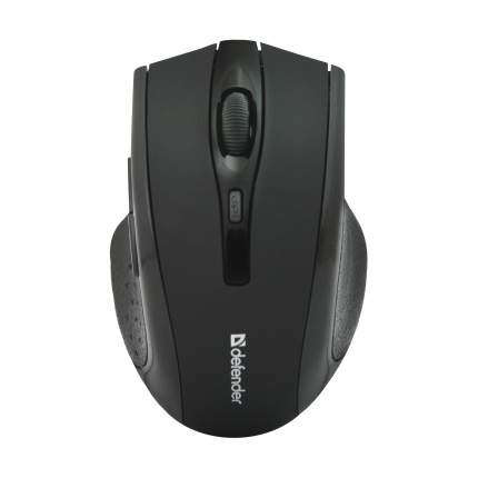 Беспроводная мышь Defender Accura MM-665 Black (52665)