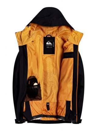 Мужская сноубордическая куртка Side Hit, черный, S