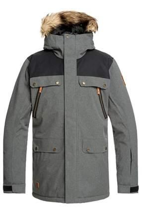 Сноубордическая куртка Selector Quiksilver, серый, S