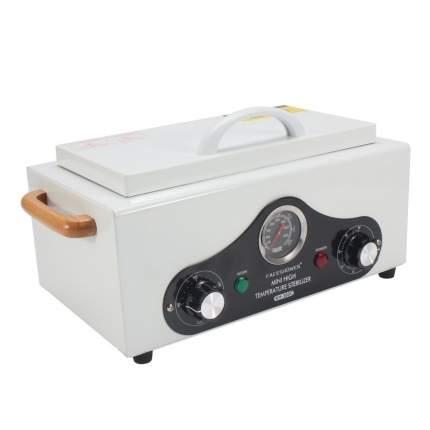 Сухожаровой шкаф для стерилизации маникюрных инструментов KH 360C, OKIRO, белый