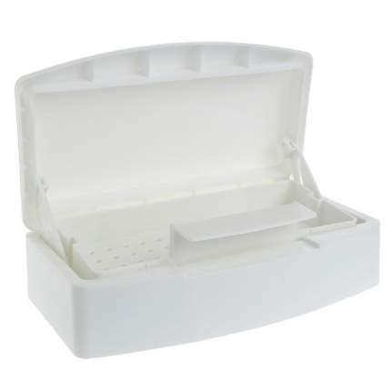 Контейнер (бокс) для стерилизации (дезинфекции) инструментов; Okirо; белый