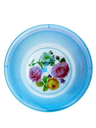 Таз Ар-Пласт Медовый, розы, 13 л