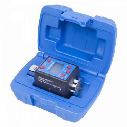 Электронный динамометрический адаптер KING TONY 3/4, 100-500 Нм, кейс 34607-1A
