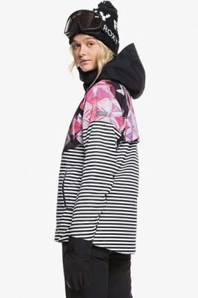 Сноубордическая куртка Frozen Flow Roxy, мультиколор, S