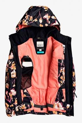 Сноубордическая куртка Torah Bright Jetty Roxy, черный, M