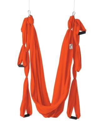 Гамак для йоги FlyYoga Fly Classic, оранжевый