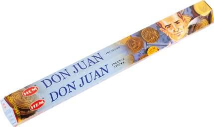 Благовония Дон Жуан (DON JUAN)