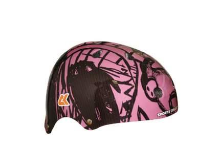Велосипедный шлем Спортивная Коллекция 017397, artistic cross, L