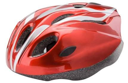 Шлем защитный MV-11, Серо-красный/600043