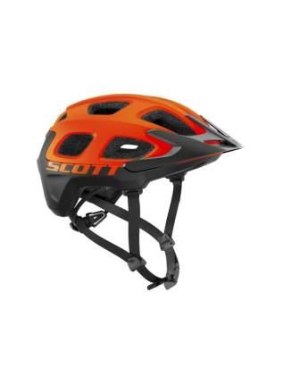 Велосипедный шлем Scott Vivo, orange/black, S