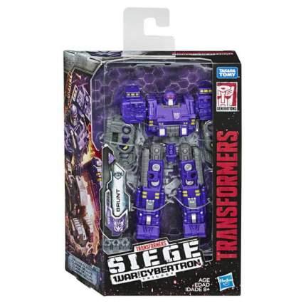 Фигурка Transformers Делюкс E3432